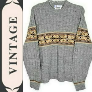 Squaw Valley Vintage Grampa sweater